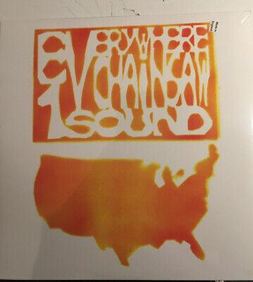 Everywhere Chainsaw Sound Vinyl LP - Still sealed! Limited Edition! - Chainsaw Sound