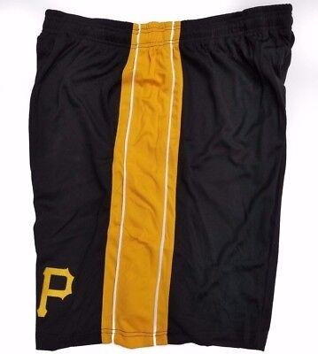 Pittsburgh Pirates MLB Merchandise Men's Athletic Mesh Shorts Big & Tall, nwt - Pirate Merchandise