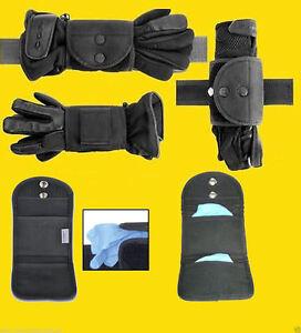 COP Handschuhhalter Handschuhe Halter Gürtelhalter Cordura Gürtelholster 21100-B