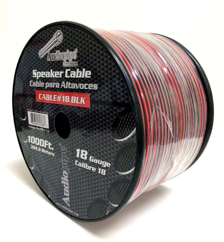 18 Gauge Speaker Wire Ebay