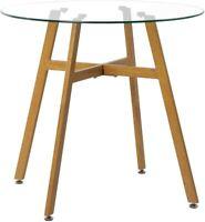 Tavoli Da Pranzo Rotondi In Vetro.Tavolo Rotondo Annunci In Tutta Italia Kijiji Annunci Di Ebay