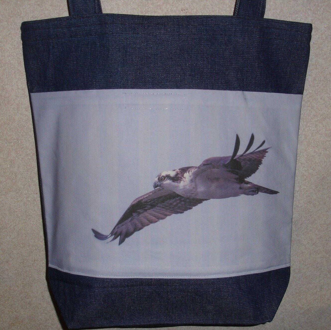 new handmade large osprey fish hawk bird