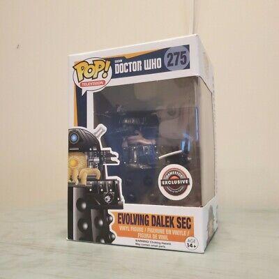 Evolving Dalek SEC Funko POP! Doctor Who #275 Gamestop Exclusive IN BOX