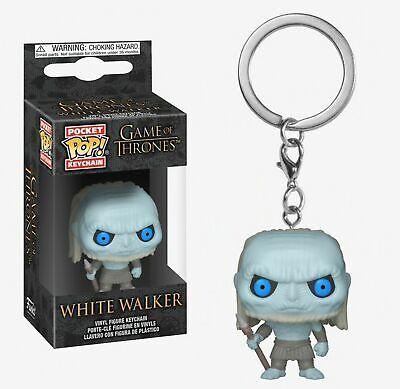 Funko Keychain Pocket Pop - Game of Thrones™ - White Walker Vinyl Figure #37663