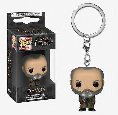 Funko Pocket Pop Keychain Game of Thrones™: Davos Vinyl Figure #37662
