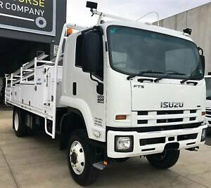 2008 ISUZU FTS800 SERVICE VEHICLE Derrimut Brimbank Area Preview