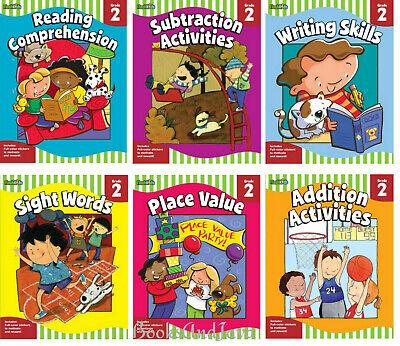 FlashKids Grade 2 Reading Comprehension,Sight Words,Math+(Paperback)FREE - Grade 2 Reading Comprehension
