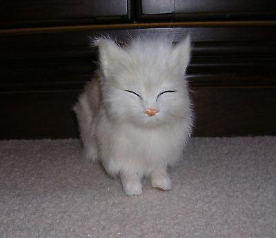 Realistic Lifelike Cat Rabbit Fur Furry Animal C329T