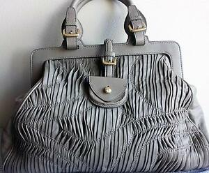 Authentic Hugo Boss Leather Handbag - classic design Hornsby Hornsby Area Preview