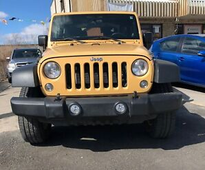 2014 Jeep Wrangler | Sport | Hardtop | Finance Available