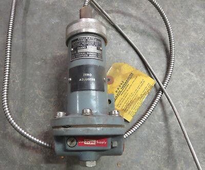 Nullmatic 33c Temperature Transmitter 14033-cs4