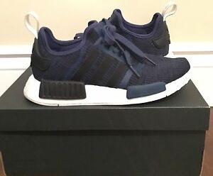 Mystery blue NMD with box