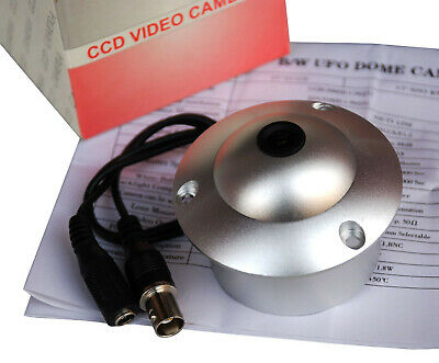 COLOR VIDEOÜBERWACHUNGSKAMERA CCTV HW242DU KAMERA SONY CCD 420 TV LINES DECKE