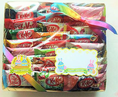 Japan kitkat nestles  mini kit kats citrus melon grape  caramel Japan citrus 26P