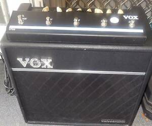 Vox VT80+ amp with Vox VFS5 M-07 foor switch all in exc condition Crows Nest North Sydney Area Preview