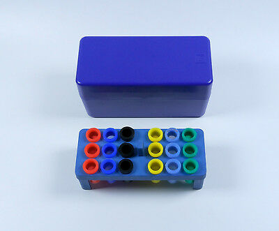 Endo Box Block Holder Sterilizer For Endodontic Dental Gutta Percha Point 2pcs