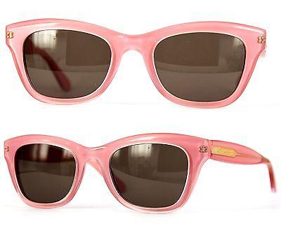 Dolce&Gabbana Damen Sonnenbrille DG3177 2774 48mm rosa vollrand BF 38  2