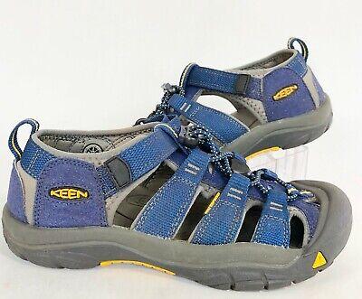 Keen Newport H2 1009962 Youth Blue Waterproof Sport Sandals Size -