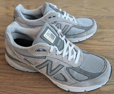 NEW BALANCE 990 V4 W990GL4 Women's Sneakers Made In USA - Gray...