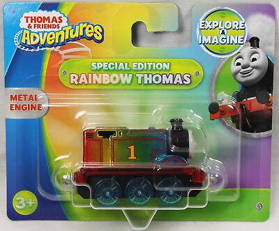 Fisher-Price Thomas & Friends Adventures Engine - Special Edition Rainbow Thomas