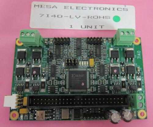 Mesa Electronics Servo Driver and Encoder Interface - Mesa 7i40-LV Dual H-Bridge