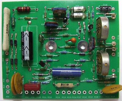 Sencore Mu140mu150 Tube Tester New Empty Pcb