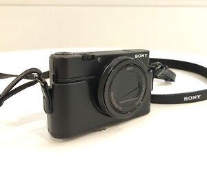 Sony RX100 iv mint cond