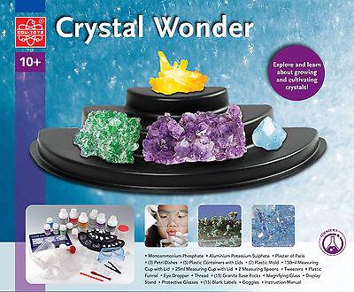 Kristalle züchten Riesenpaket 1,9kg  nur für kurze Zeit wieder da Kristalwunder
