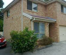 Wallsend/Jesmond- 3 bedroom townhouse Teralba Lake Macquarie Area Preview