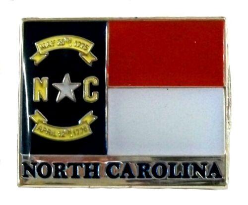North Carolina Hat Tac or Lapel Pin