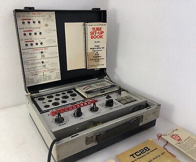 Sencore Tc28 The Hybrider Vacuum Tube Transistor Tester