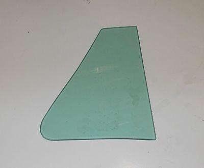 58 Chevrolet Del Ray 2 Door Wagon Original Green Tint Rear Vent Glass