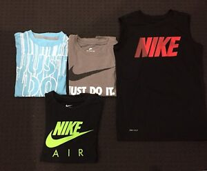 Boys Nike Size Medium Shirts
