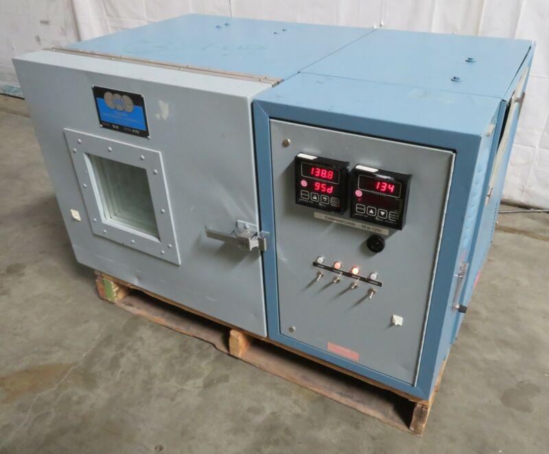 C175928 SES Standard Environmental Systems TB/2C Test Chamber w/ GN2 Purge