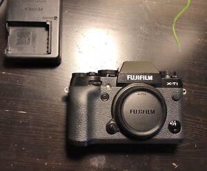 Fujifilm x-t1 mirrorless camera for sale