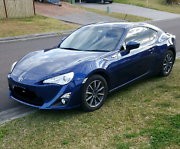 Toyota 86 GT Manual 2012 Wadalba Wyong Area Preview