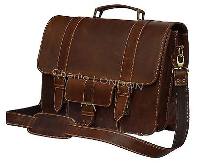 Laptop Leather Bags