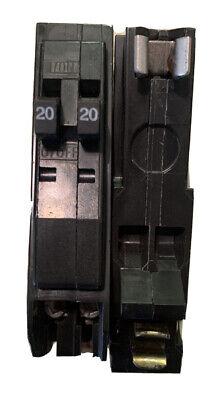 Square D Qo2020 20a Twin Circuit Breaker No Hook New