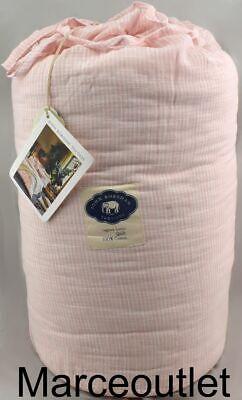 John Robshaw Textiles Sagana Lotus QUEEN Quilt Pink
