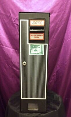 Coffee Inns Cm-222 Vending 1 Dollar Bill Coin Machine Changer