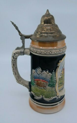 1972 Munich Germany Olympic Games Beer Stein