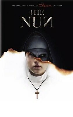 THE NUN NEW DVD (PRE-ORDER SHIP ON 12/04/18)