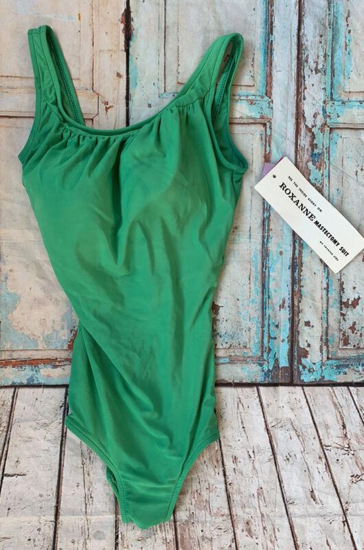 Vintage Bathing Suit Swimsuit Swim Suit Mastectomy NWT sz 12/34