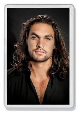 Jason Momoa 002 (Game of Thrones) Fridge Magnet *Great Gift*