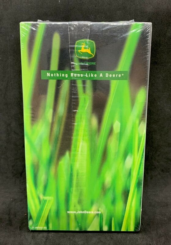 Vintage Collectible John Deere Mowing Safety Tips VHS SEALED!