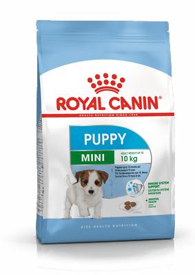 2kg ROYAL CANIN MINI Puppy Welpenfutter trocken für kleine Hunde