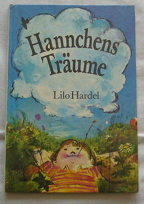 Hannchens Träume – Lilo Hardel & Gerhard Lahr DDR Kinderbuch Bücherfink
