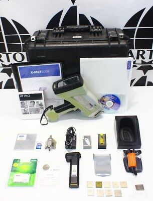 Oxford Instruments X-met5100 Xrf Handheld Analyzer Xmet 5100 5000 Olympus Niton