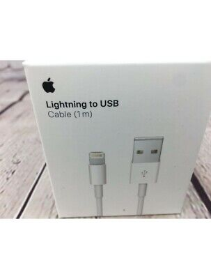 1meter orginal  iPhone Charger Cable -Apple Lightning USB 5s 8s 7P 6s 5 X XS Max