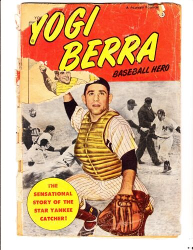 Yogi Berra (1951): FREE to combine- in Fair condition
